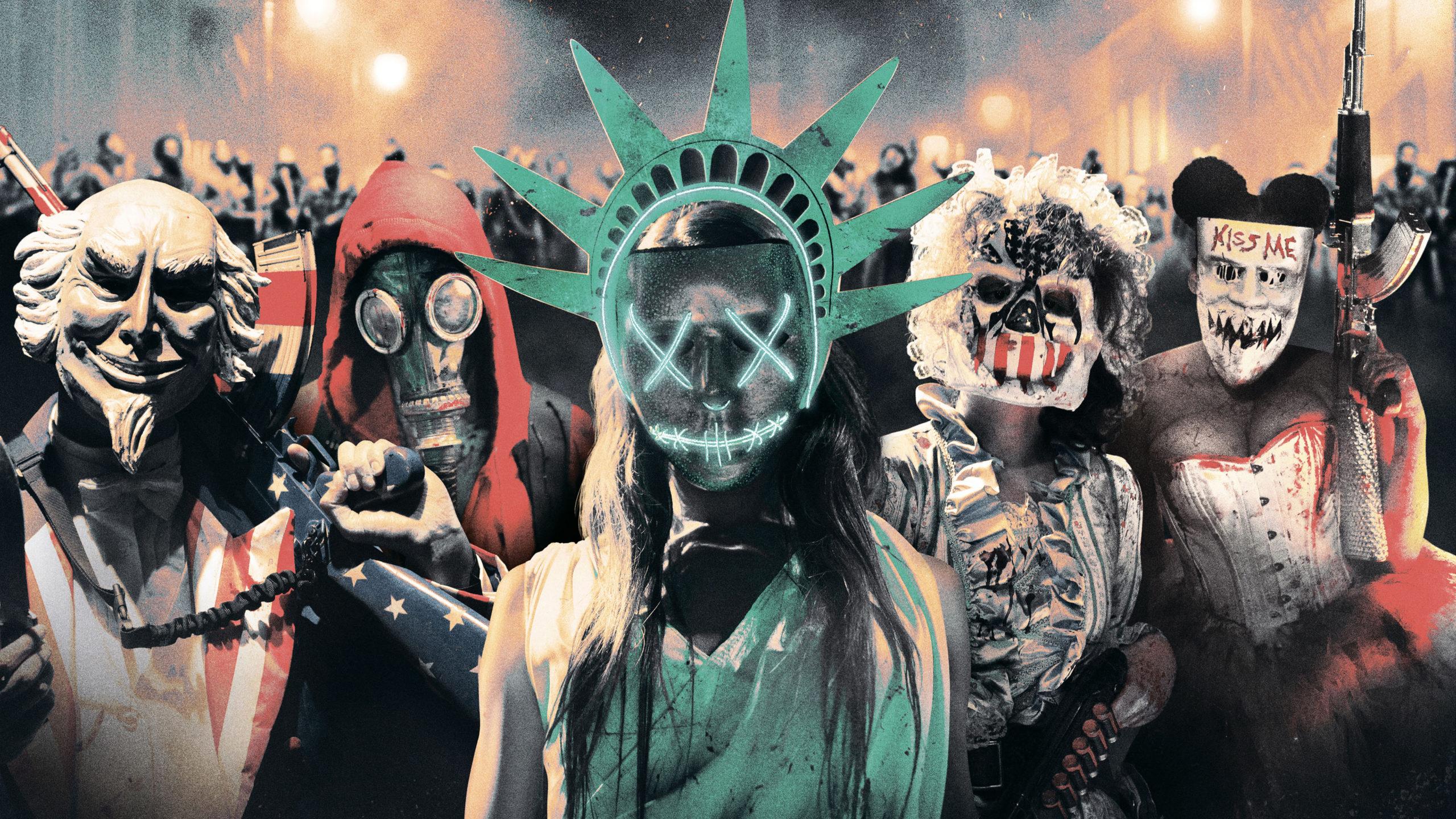 The Purge Election Year, Purge, Kino, Horror