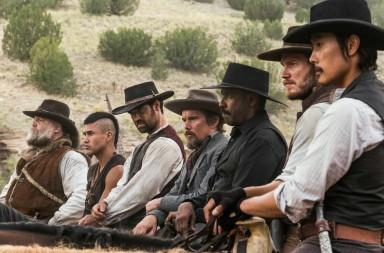 die glorreichen sieben, 2016, denzel Washington, Chris Pratt, Kino