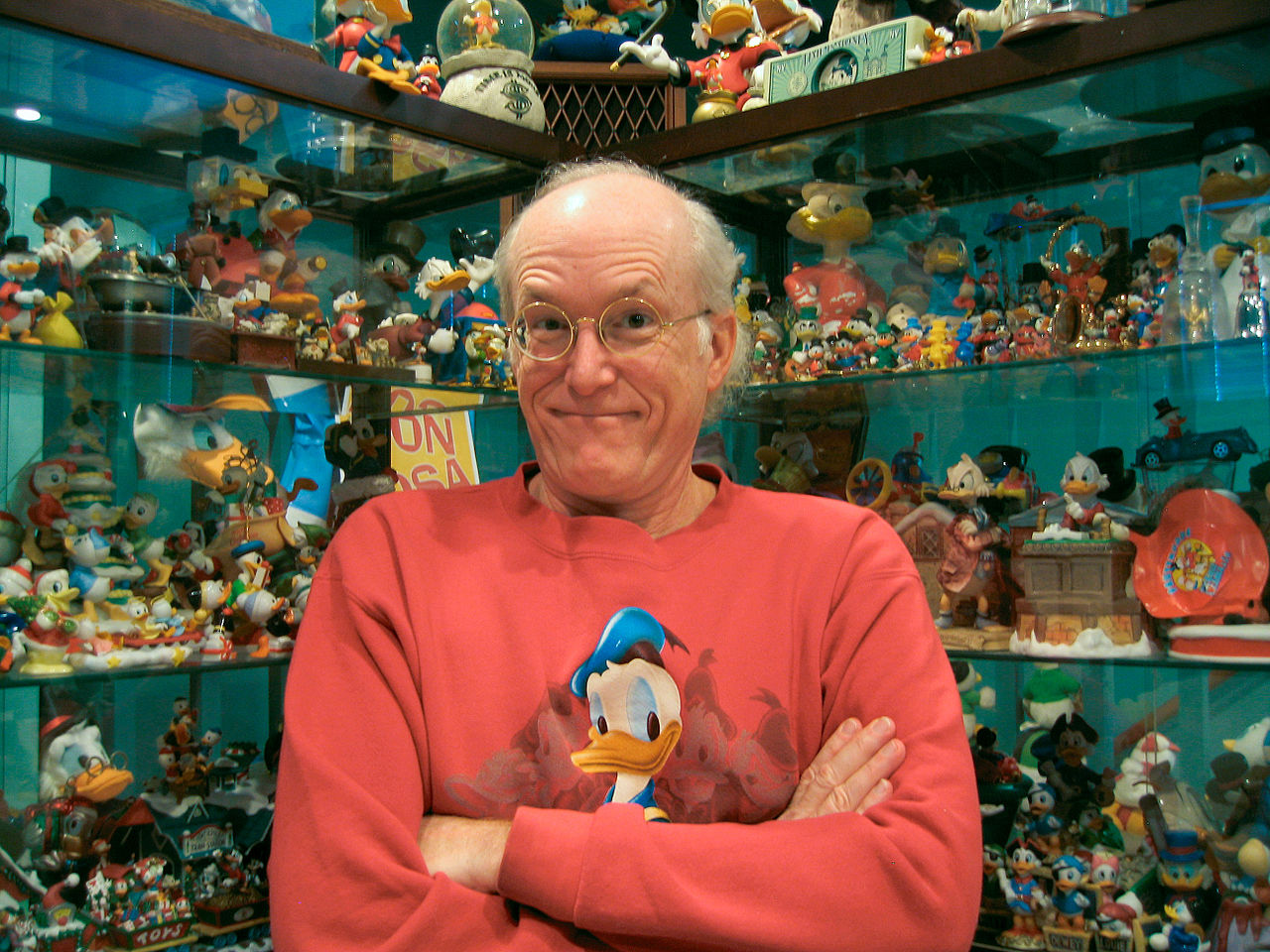 don rosa, donald duck
