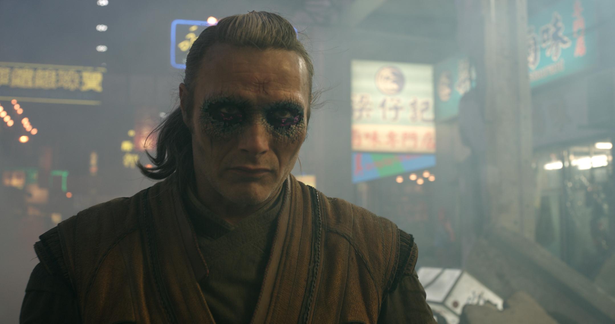 Doctor strange, Mads Mikkelsen, Marvel
