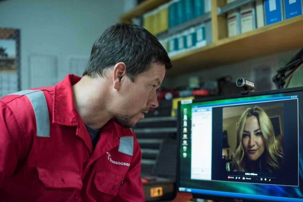 Deepwater Horizon, Kate Hudson, Mark Wahlberg