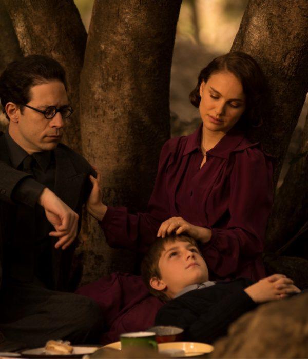 Eine Geschichte von Liebe und Finsternis, Natalie Portman, Amos Oz