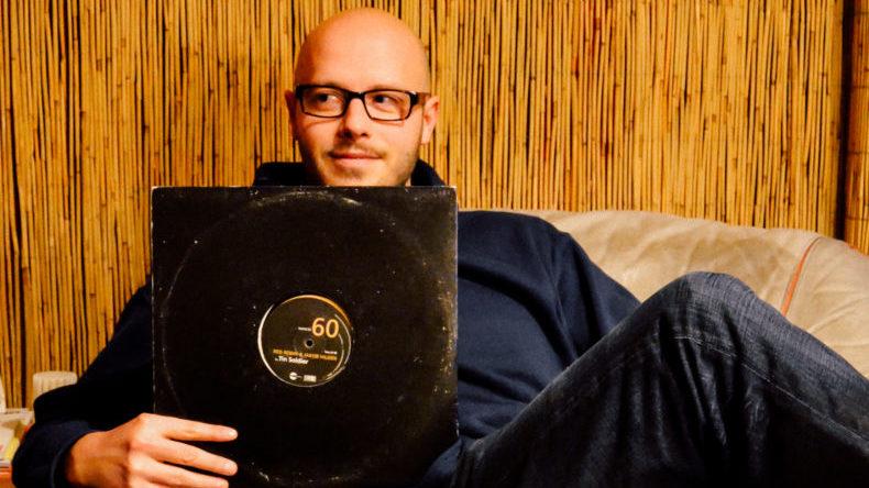 Jan-Michael Kühn und seine Lieblingsplatte
