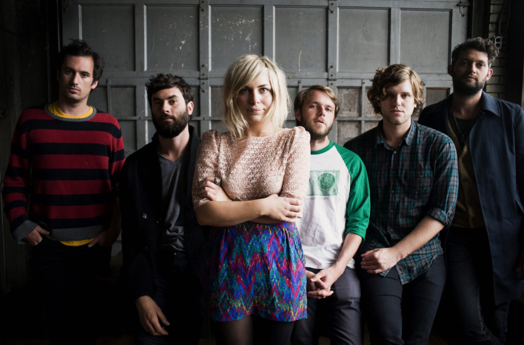 The Head and the Heart Band Photo