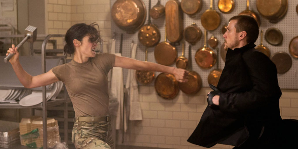 Jack Reacher, Cobie Smulders, Tom Cruise