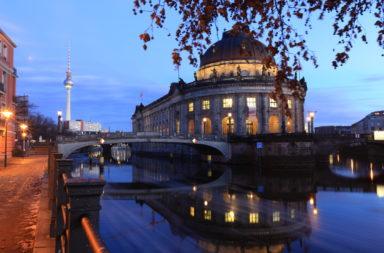 Biodemuseum, Museumsinsel, Hauptstadtkunst