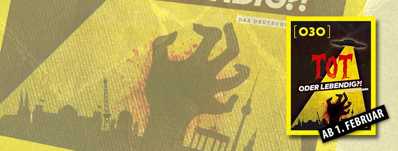 Berlin, 030, Magazin