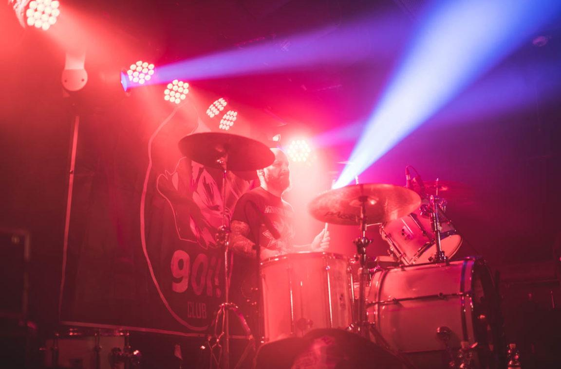 Schlagzeuger, konzert, berlin, bi nuu, 030 magazin, punk, oi, musik