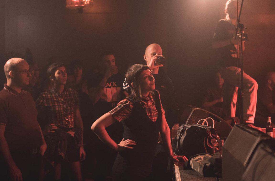 punkgirls, publikum, konzert, berlin, bi nuu, 030 magazin, punk, oi, musik