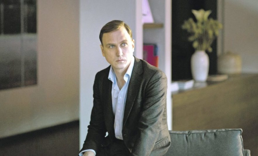 Lars Eindinger, Interview, Schaubühne, Personal Shopper, Kirsten Stewart, Twilight, Berlin