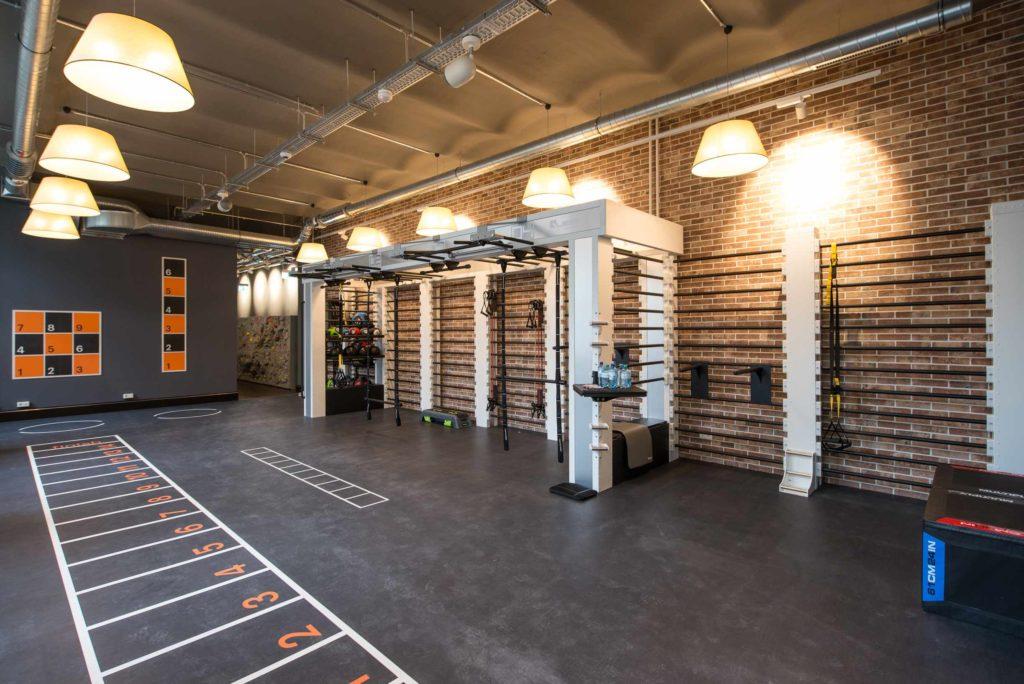 Fitnessstudio in Berlin