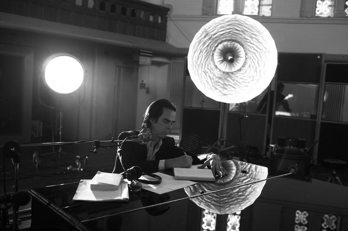 Nick Cave 2017 Konzert Ticket