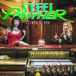 steel panther, lower the bar, los angeles, glam rock