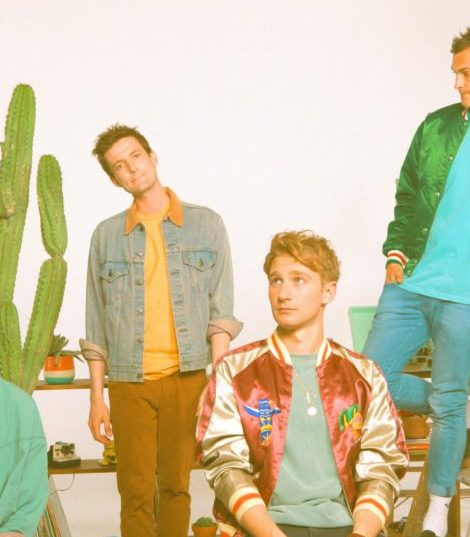 Glass Animals, How to be a human being, Dave Bayley, Saba, Interview, Feature, 030 Magazin, Indie, hipHop
