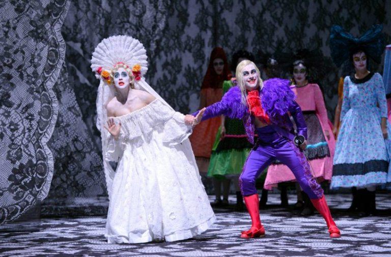 Mozart, Herbert Fritsch, Komische Oper, Tickets