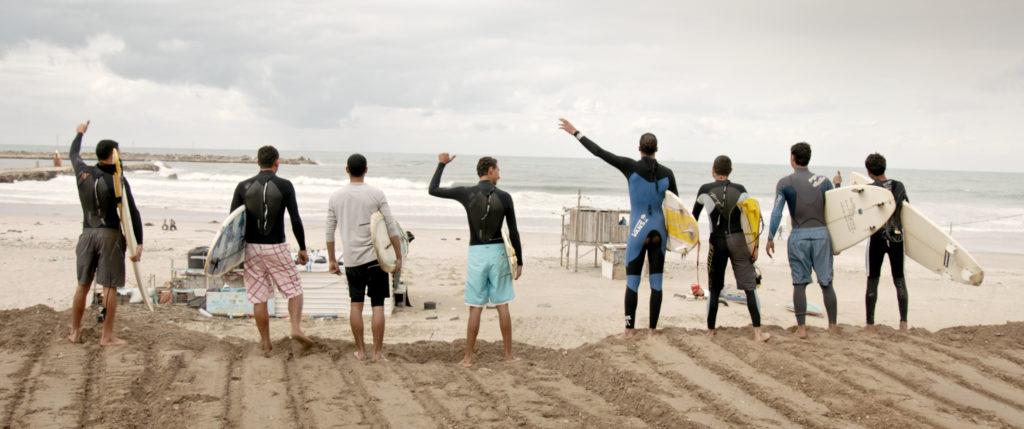 GAZA SURF CLUB, Kino,Film