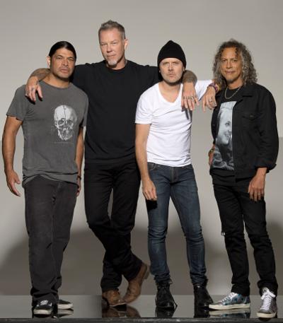 Metallica Konzert 2017 - Tickets gibt es hier!