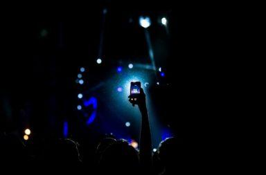 Apps, Smartphone, concert
