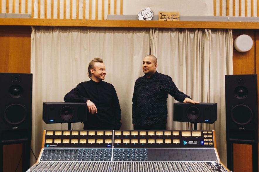 Funkhaus, Nalepastraße, DDR, Rundfunk, H1 Studio, Musik, Produktion, 030 Magazin, Berlin, Interview