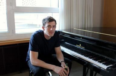 Charlie Cunningham im Kammermusiksaal Berlin, Lena Stumpf