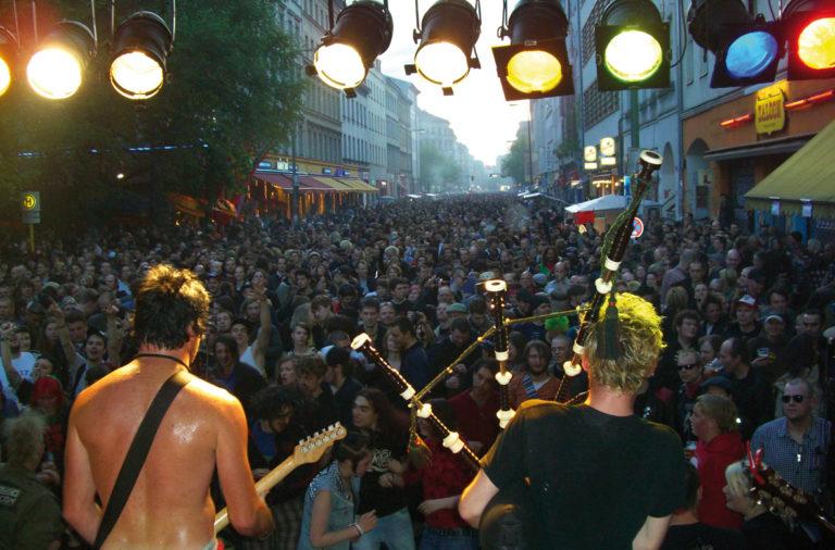 myfest, Kreuzberg, berlin, 1. mai