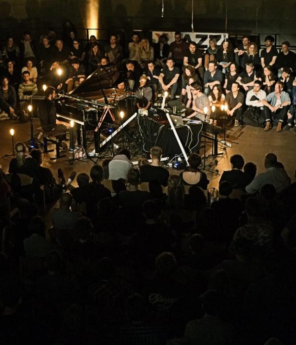 berlin, XJazz, x-jazz, jazz, crowd, 2015