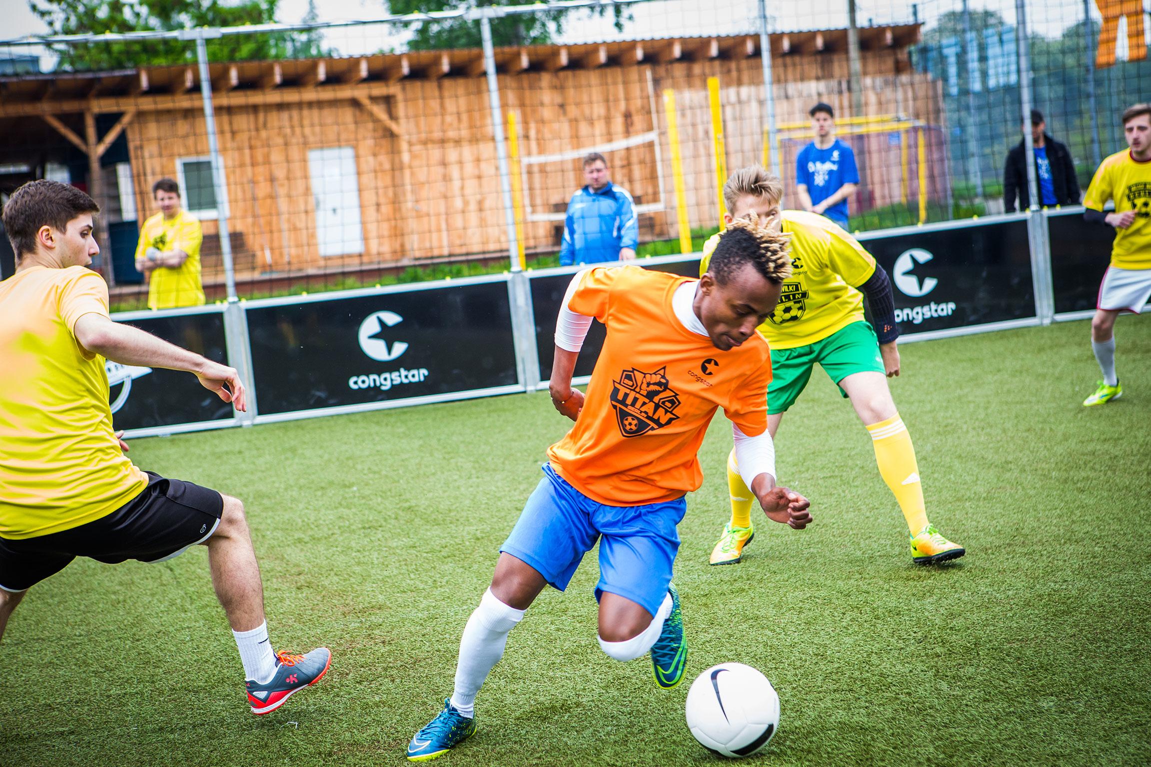 Kiez-Champion, Berlin, Fußball