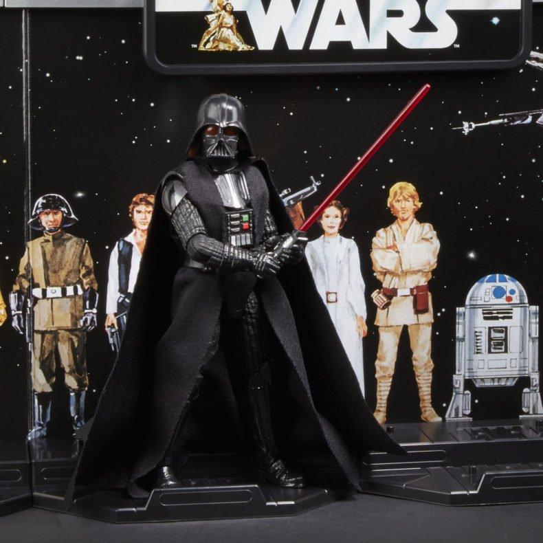 Star Wars, Darth Vader, Krieg der Sterne, Figuren, Hasbro