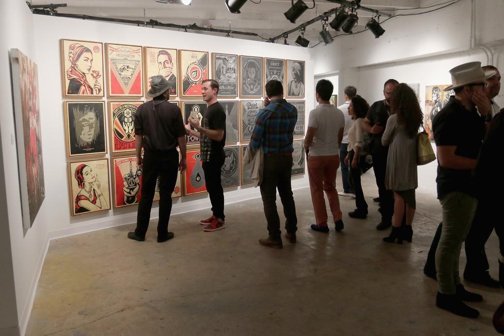 No Commission, Berlin, Bacardi, Kunst