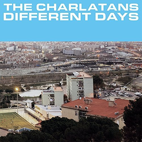The Charlatans, Different Days, Britpop, Manchester, Manchester, Review, Kritik, Rezension