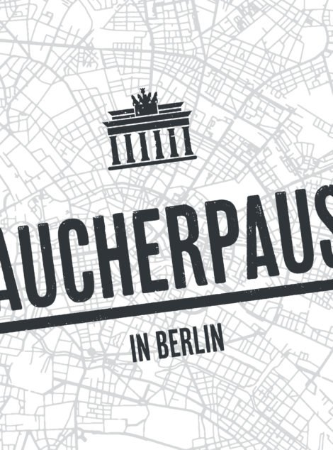 Raucherpause, Berlin