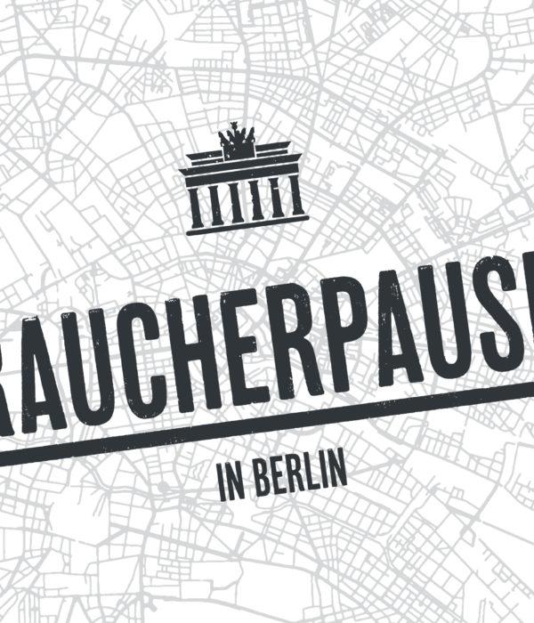 Raucherpause, Berlin