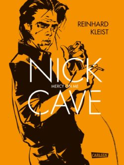 Reinhard Kleist, Nick Cave, Mercy on me, Graphic Nove, Art Book, Berlin, 030 Magazin, Lesung, Party, SO36, Interview