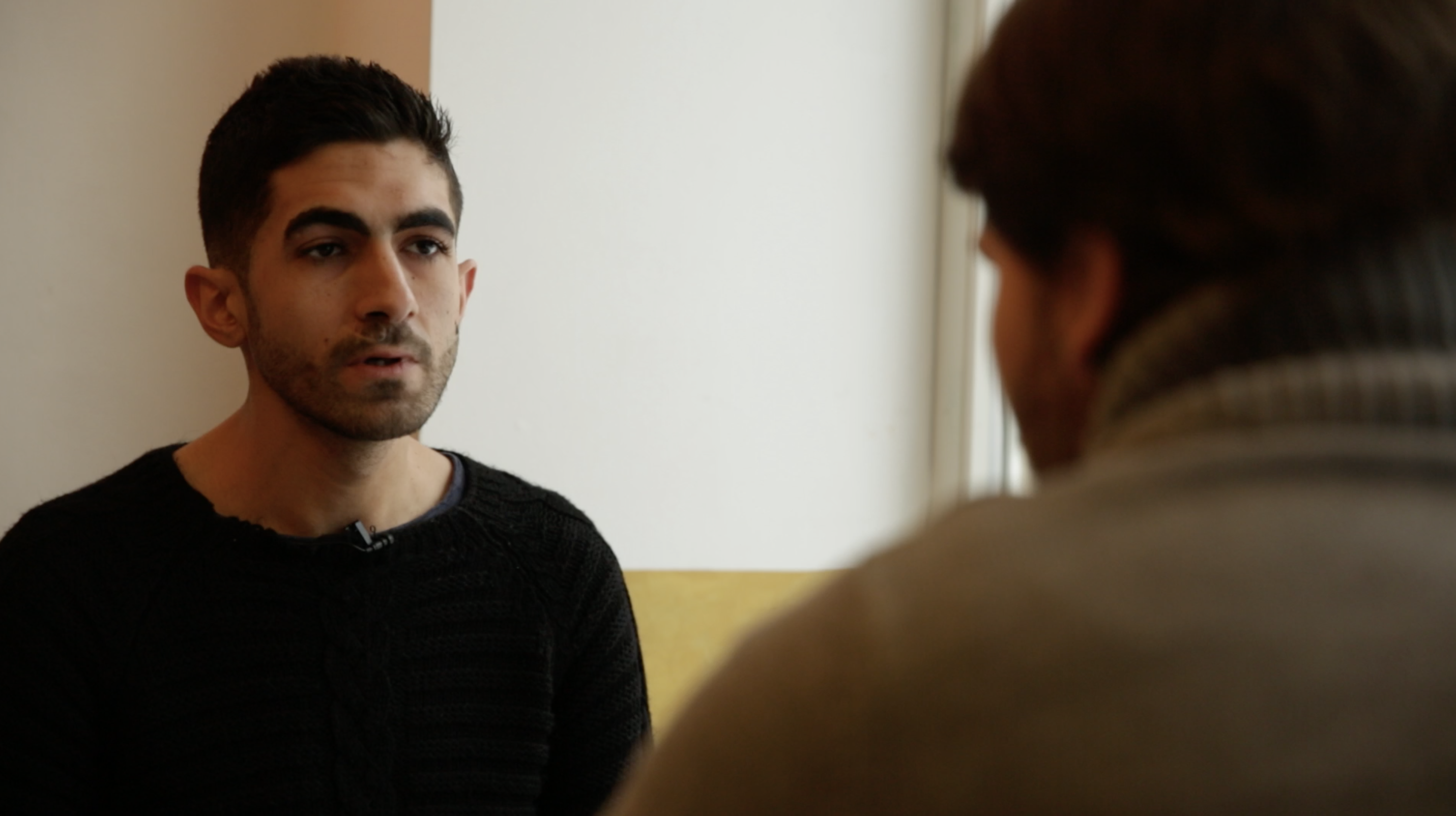Ahmad, Hamburg, Messer, Attentat, Interview