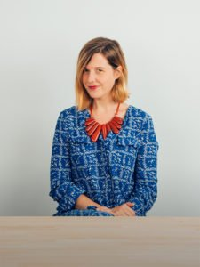 pinqponq, Annemarie, Designerin