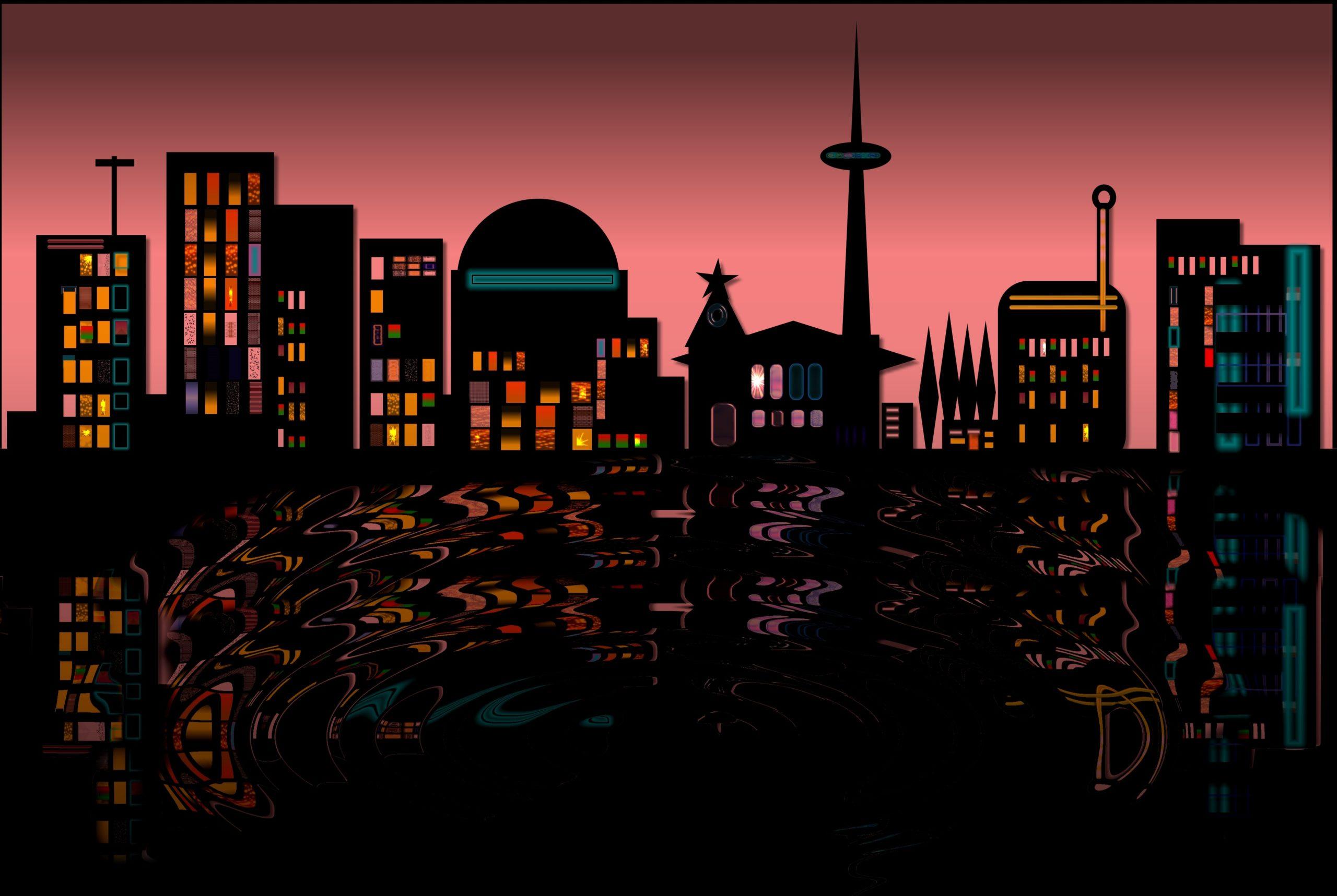 Berlin, Nachtleben, Lasterstadt, Party