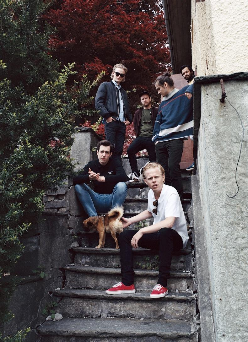 Kakkmaddafakka, Band, Norwegen, Tour, Hus