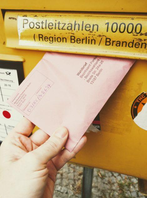 Bundestagswahl, 2017