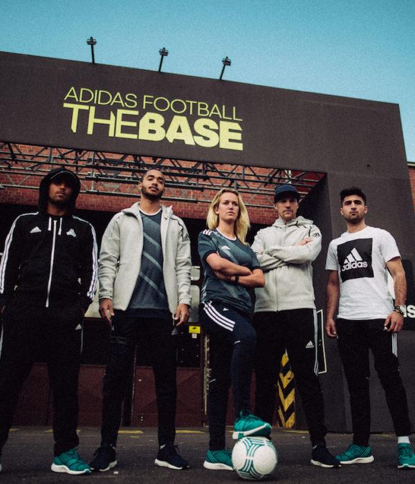 adidas, football, the base