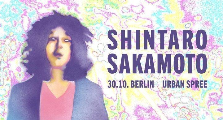 Sakamoto, Japan, Tokio, Berlin
