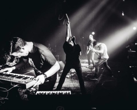 Lost in kiev, Kiev, Post Metal, France, Band