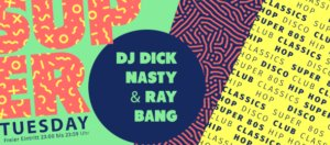 Super Tuesday, Dick Nasty, Ray Bang, Cassiopeia