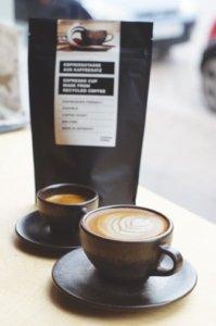 Kaffeeform, Weihnachtsmarkt, Kaffee