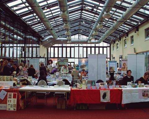 Buchmesse, Messe, Literatur