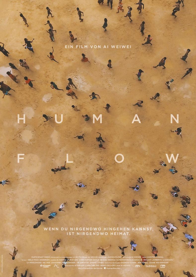 Human Flow, Flow, Ai Weiwei