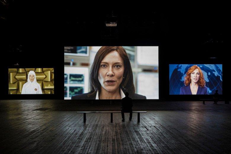 Kino, Manifesto, Cate Blanchett