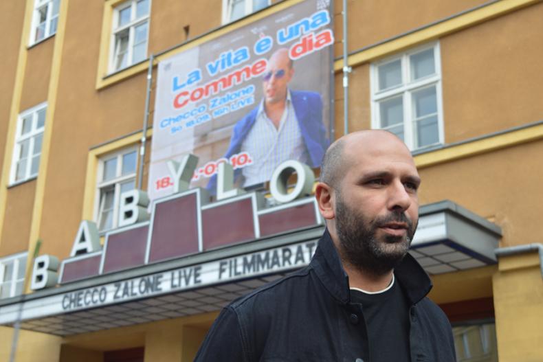 italienisches festival, film, kulturbrauerei