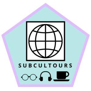 subcultours, Logo, Berlin