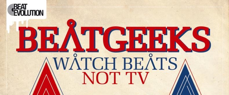 BeatGeeks, Skor72, Suff Daddy, Le Bob, Noritsu
