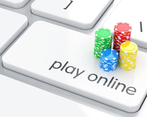 Online, Gaming, Slotmachines